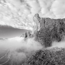 Sass Maor - Dolomites, Italy