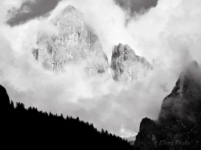 Velata Pala di San Martino - Dolomites, Italy