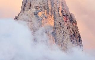 Cimon della Pala - Dolomites, Italy