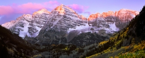 Morning Bells - Maroon Bells-Snowmass Wilderness, Colorado