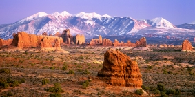 Garden of Stone - Arches National Park, Utah