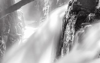 Sol Duc Mist - Olympic National Park, Washington