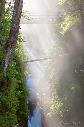 Sol Duc Gorge - Olympic National Park, Washington