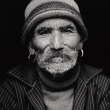 Wizened Man - Kathmandu, Nepal