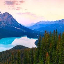 Peyto Lake - Banff National Park, Canada