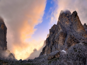 Passo Di Ball - Dolomites, Italy