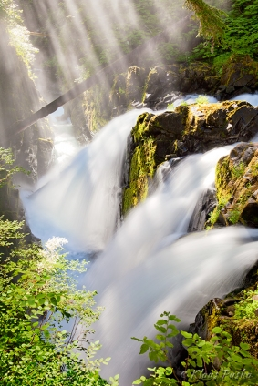 Sol Duc Falls - Olympic National Park, Washington