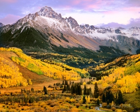 Monarch of Uncompahgre - Mount Sneffels Wilderness, Colorado