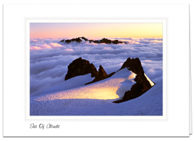 Art Card - Sea Of Clouds