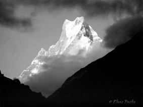 Machhapuchhre - Annapurna Himal, Nepal