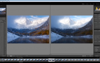 Lightroom Raw Processing Video Image