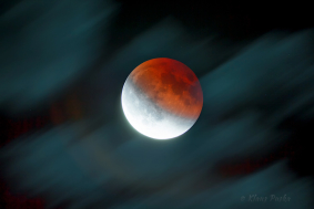 Whispering Eclipse - Astrophoto