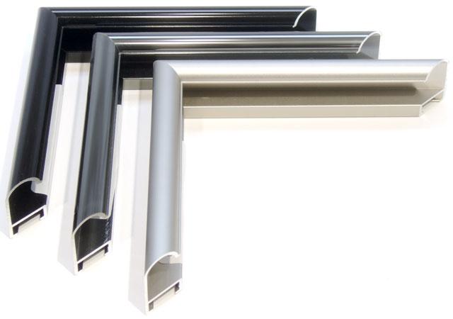 Nice Aluminum Picture Frame Moulding Images - Frames Ideas ...