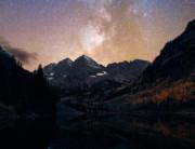 Starry Bells - Maroon Bells Snowmass Wilderness, Colorado