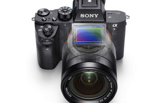 Sony A7RII Transparent