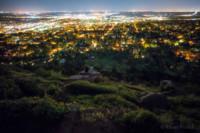 Above The City Lights - Boulder, Colorado