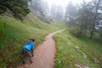 Koda In Gregory Canyon - Front Range, Colorado