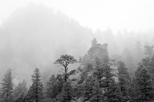 Canyon Meditation - Boulder Canyon, Colorado